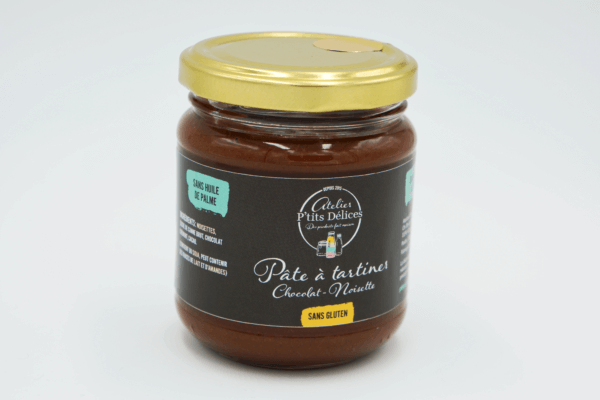 Pâte à tartiner Chocolat – Noisette