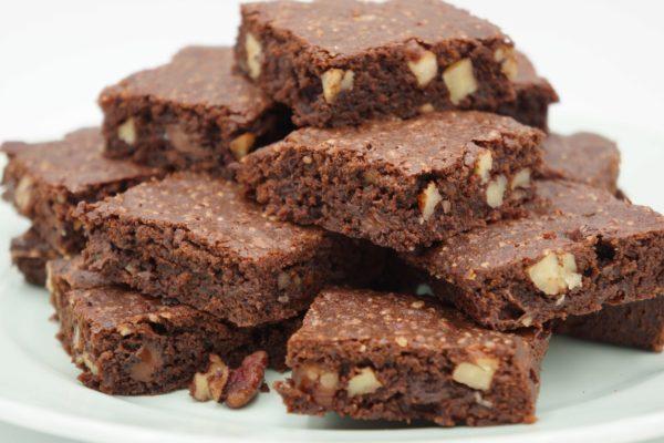 Brownies sans gluten atelier p'tits délices