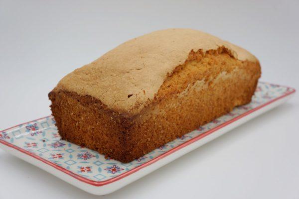 Gâteau à la vanille bourbon sans gluten Atelier P'tits Délices