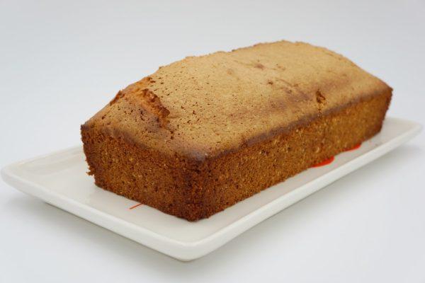 Gâteau au maïs bio sans gluten Atelier P'tits Délices