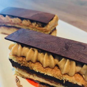 gâteau opéra sans gluten